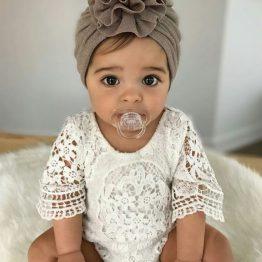 Gorrito Turbante para Bebé